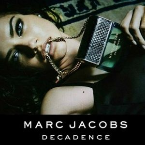 Marc Jacobs Decadence 1.7 oz + lotion 2.5 oz